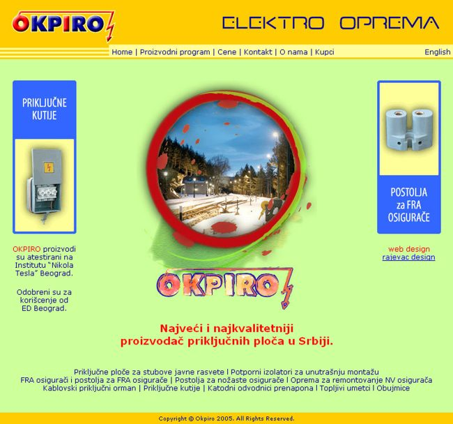 Okpiro Home